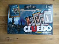 New & Sealed! Harry Potter Cluedo The Classic Mystery Board Game 9+ 3-5 Players