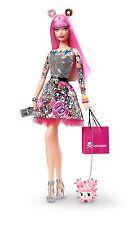 Barbie 10th Anniversary Tokidoki Barbie PINK   BLACK LABEL Model Muse
