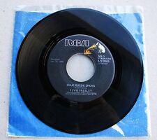 Elvis Presley 447-0609 Blue Suede Shoes / Tutti Frutti 45RPM Rockabilly *Mint-*