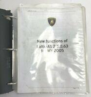 Lamborghini LaRA-AS 2.5.0.63 For My 2005 25063