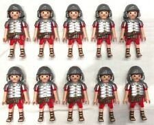 playmobil 10 royals Skeleton Knight Leggionarre Rare Roman Figures  Helmet Lot