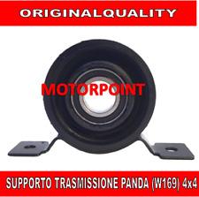 SUPPORTO ALBERO GIUNTO TRASMISSIONE CARDANICO FIAT PANDA W169 4X4 DAL 2003