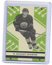 11-12 2011-12 O-PEE-CHEE RYAN NUGENT-HOPKINS RETRO ROOKIE RC OPC #614 OILERS