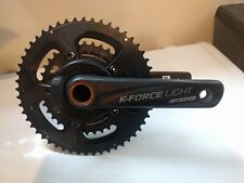 Power2Max NGeco Power Meter FSA K-Force BB386 New Praxis 52/36 chainrings 170mm