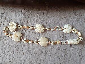 Collier Coquillage De Tahiti