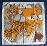 Wild Jungle Cat Defenders of Wildlife Bandanna Scarf Face Shield Signed