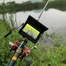 Visual Fish Finder Underwater IR Night Vision HD Fishing Camera Monitor Detector