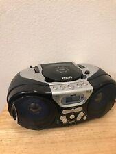 RCA RCD147 CD/Radio/Cassette Boombox Power Bass Booster