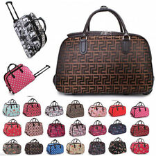 Leather Laptop Friendly Travel Bags Amp Hand Luggage Ebay