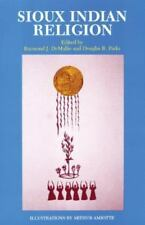 Sioux Indian Religion: Tradition and Innovation,1989, Illustrated Paperback
