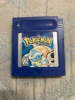 Nintendo GBA Gameboy POKEMON (Blue) game only