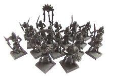 OOP Citadel / Warhammer Chaos Undead Tomb Metal Tomb Guard