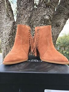 Coach Shoes Westyn Bootie Size 9.5 Brand New in Box