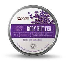 WS 100% Bio Organic Handmade Body Butter Lavender Dream For Elastic & Soft Skin