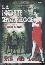 Dvd **LA NOTTE SENZA LEGGE** nuovo Region Free 1959