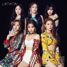 Latata (Limited Version A) - (G)I-Dle (2019, CD NIEUW)2 DISC SET