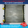 RADIATOR TO FIT RENAULT CLIO MK2 1998 TO 2005 1.2 PETROL 350mm by 375mm CORE