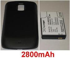 Coque+Batterie 2800mAh type EB504465VA EB504465VU Pour Samsung Galaxy S Lightray