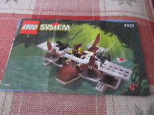 Lego System 5925 instruction book/manual only