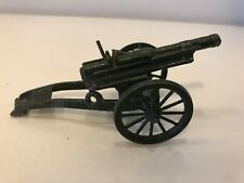 Vintage Britains Die Cast Cannon