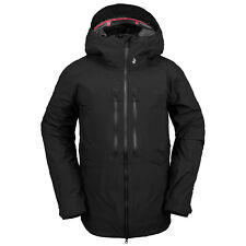 VOLCOM Mens 2020 Snowboard Snow GUIDE GORE-TEX JACKET Black