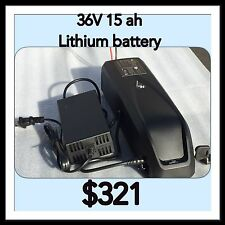 Electric Bike ,electric Bike Kit,36v 15 Ah Lithium Battery,Ebike Battery