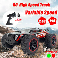 1:14 RC Remote Control Off-Road Vehicle Racing Car 2.4Ghz Crawlers Kid Toy Gifts