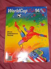 World Cup USA 94 Program