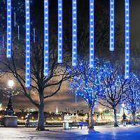 20//50 LED Butterfly//Cherry Solar String Lights Garden Party Decor Fairy Lamp USA