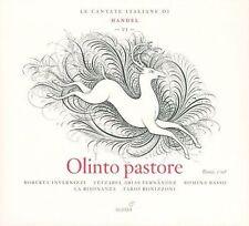 Handel: Italian Cantatas, New Music