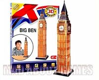 BIG BEN 3D PUZZLE Construction Model Toy Chrismas Gift London Kit