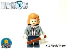 Figurine Lego Dimensions Harry Potter - 100% Lego - Hermione (Set 71348) - NEW