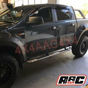 NEW Side Door Body Molding Cladding Trim Fit Ford Ranger PX PX2 PX3 2012-2018