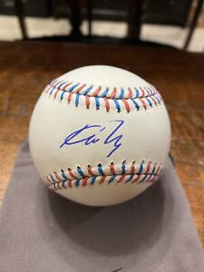 Kim Ng Signed Miami Marlins Baseball PSA DNA Coa Autographed