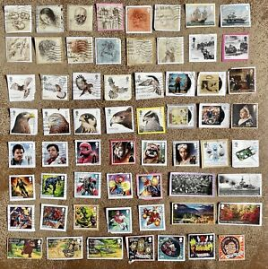 GB 2019 MODERN STAMP ULTIMATE COMMEMORATIVE STAMPS COLLECTION ON PAPER KILOWARE