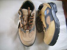"""Chaussures de sécurité """"Mi-Parts"""" en daim T 38 neuves emballées"""