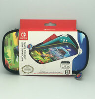 Officially Licensed Nintendo Switch Lite Carrying Case Link's Awakening Accs New