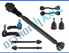 "New 9pc Kit 16.5"" Driveshaft & Suspension for Jeep Liberty 2.4L 3.7L - 4X4 Only"