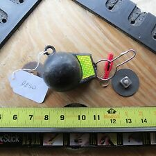 New listing Trolling fishing Weight 4 Lb with clip (lot#9850)