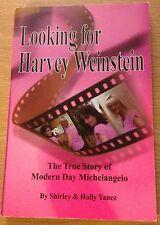 LOOKING FOR HARVEY WEINSTEIN: Modern Michelangelo Book (PAPERBACK)