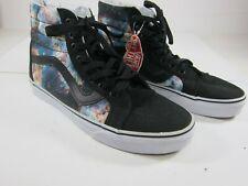 Vans OTW 721356 Galaxy Men's Size 9 Women's 10.5 Canvas Hi Skate Shoes