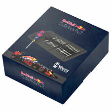 Wera Red Bull Racing Sonderedition Kraftform Kompakt 60 RBR Edelstahl, 17-teilig