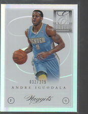 ANDRE IGUODALA  2012-13 PANINI ELITE SERIES CARD #150 /275