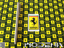Emblema Ferrari Cavallino Pegatina Escudo de Armas Logotipo Insignia 3D 5cmV