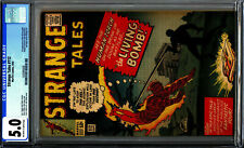 Strange Tales 112 CGC 5.0 1st Appearance of the Eel!