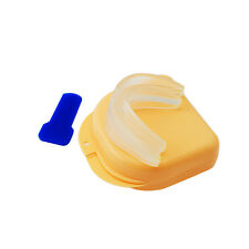 Stop Snoring Anti Snore Mouthpiece Apnea Guard Bruxism Tray-hot