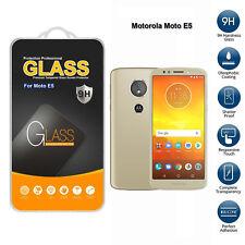 pour Motorola Moto E5 Verre Trempé Téléphone portable Protecteur d'écran