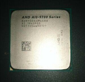 AMD A10-Series A10-9700 3.5GHz 2MB 65W Socket AM4 Processor (AD790BAGM44AB)