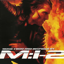 Compilation CD Music From And Inspired By M:I-2 - Germany (EX/EX)