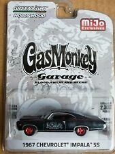 Greenlight Gas Monkey 1967 Chevrolet Impala SS